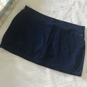 Navy Blue Champion Skort